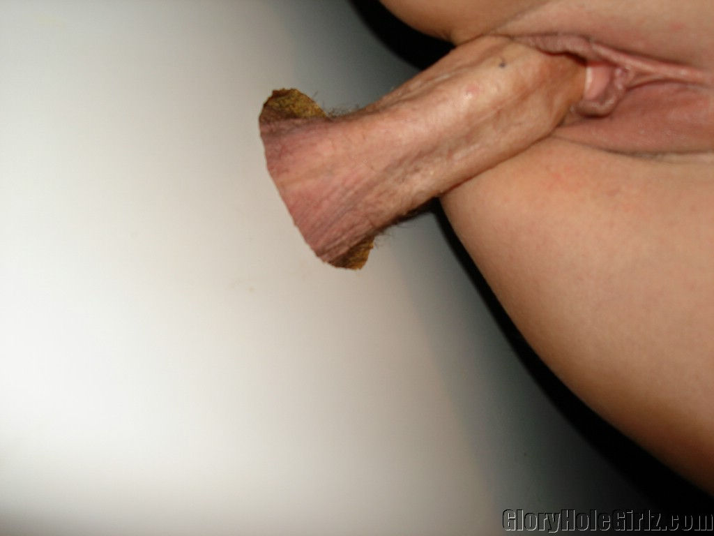 And Pussy fucked at glory hole simply matchless
