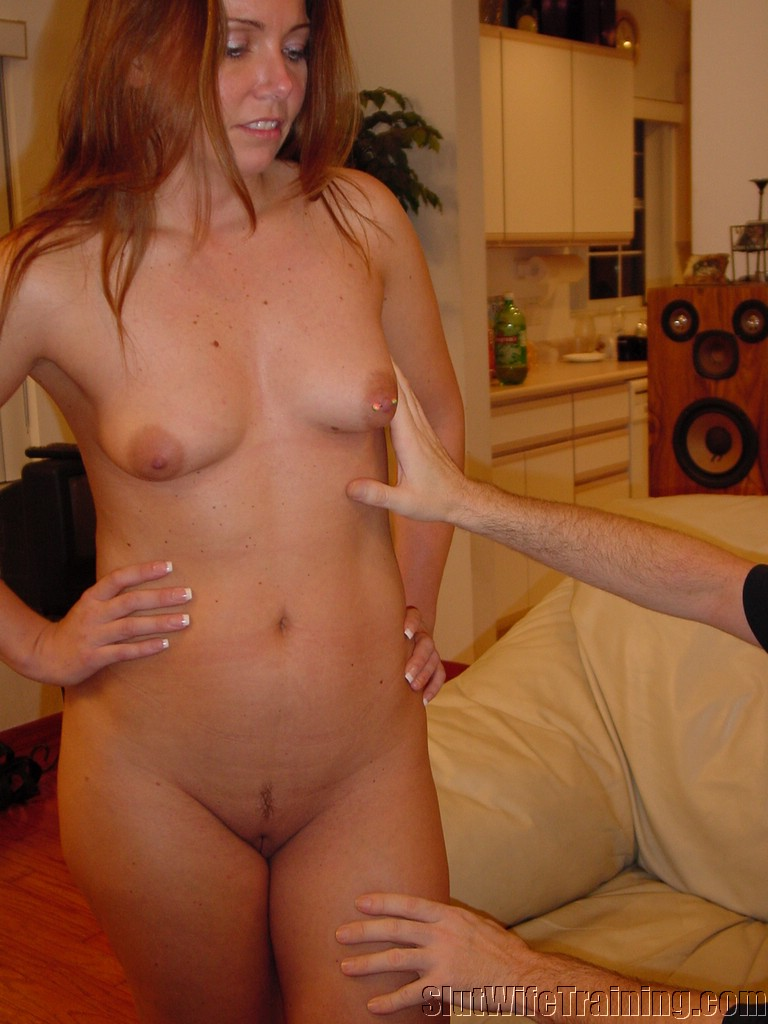 This Slut Gives About Her Pussy