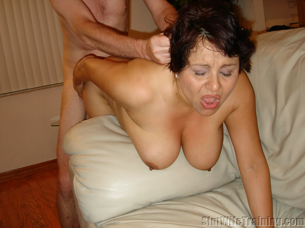 Wife training porn